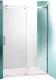 Душевое ограждение Roltechnik Ambient Line AMD2/140 (хром/прозрачное стекло) -