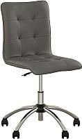 Кресло офисное Новый Стиль Malta GTS Chrome (Eco-30) -
