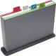 Набор разделочных досок Joseph Joseph Index Chopping Board Set 60065 (графит) -