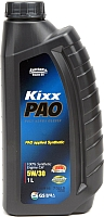 Моторное масло Kixx PAO 5W-30 (1л) -