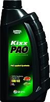 Моторное масло Kixx PAO 5W-40 (1л) -