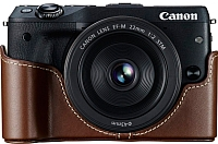 Беззеркальный фотоаппарат Canon EOS M3 M18-55 IS Premium Kit -
