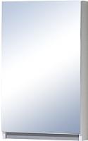 Шкаф с зеркалом для ванной Акваль Афина 45 (АФИНА.04.45.00.L) -