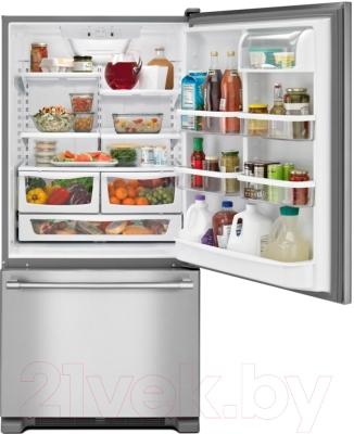 Холодильник с морозильником Maytag 5GBB1958EW