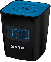 Радиочасы Vitek VT-3502 BK -