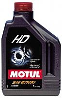 Трансмиссионное масло Motul HD 80W90 / 100103 (2л) -