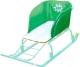 Сиденье мягкое для санок Ника СС2-1 (зеленый) -