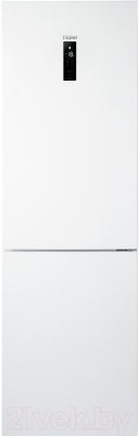Холодильник с морозильником Haier C2F636CWRG