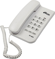Проводной телефон Ritmix RT-320 (белый) -