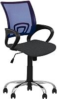 Кресло офисное Новый Стиль Network GTP Chrome (OH/3 ZT-24) -
