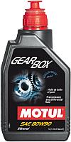 Трансмиссионное масло Motul Gear Box 80W90 / 105787 (1л) -