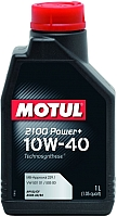 Моторное масло Motul 2100 Power + 10W40 / 102770 (1л) -