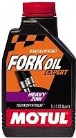 Вилочное масло Motul Fork Oil Expert Heavy 20W / 105928 (1л) -