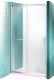 Душевая кабина Roltechnik Proxima Line PXD2N/120 (хром/прозрачное стекло) -