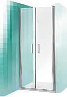 Душевая дверь Roltechnik Tower Line TCN2/90 (сатин/intima) -
