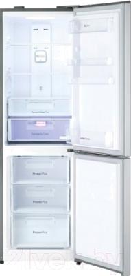 Холодильник с морозильником Daewoo RNB3110WNH