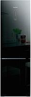 Холодильник с морозильником Daewoo RNV3310GCHB -