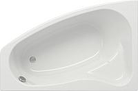 Ванна акриловая Cersanit Sicilia 150x100 L (без ножек) -