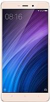 Смартфон Xiaomi Redmi 4 16GB (золото) -