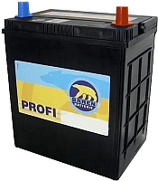 Автомобильный аккумулятор Baren Profi 7903567 (75 А/ч) -