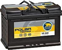 Автомобильный аккумулятор Baren Polar Technik 7904205 (80 А/ч) -