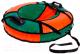 Тюбинг-ватрушка Bubo Comfort 800мм (зеленый/оранжевый) -