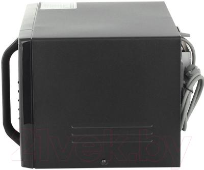 Микроволновая печь Samsung MG23K3513AK - вид сбоку