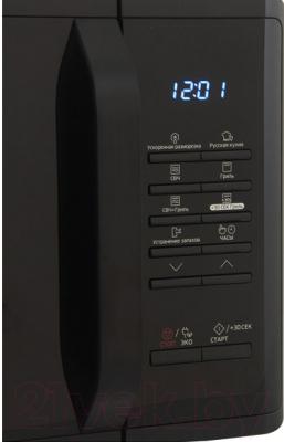 Микроволновая печь Samsung MG23K3513AK - панель