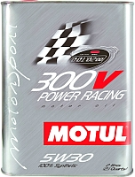 Моторное масло Motul 300V Power Racing 5W30 / 104241 (2л) -