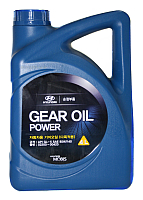 Трансмиссионное масло Hyundai/KIA Mobis 85W140 / 02200-00420 (4л) -
