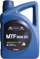 Трансмиссионное масло Hyundai/KIA Mobis 80W / 04300-00440 (4л) -