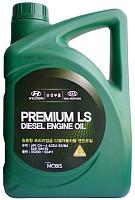 Моторное масло Hyundai/KIA Premium LS Diesel 5W30 / 05200-00411 (4л) -
