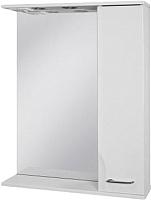 Шкаф с зеркалом для ванной Ювента Франческа ФШН33-75 (белый) -