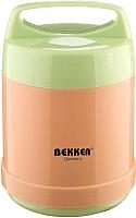 Термос для еды Bekker BK-4018 (оранжевый) -