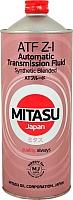 Трансмиссионное масло Mitasu ATF Z-I Synthetic Blended / MJ-327-1 (1л) -