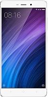 Смартфон Xiaomi Redmi 4 16GB (серебристый) -