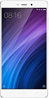Смартфон Xiaomi Redmi 4 32Gb (серебристый) -