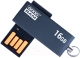 Usb flash накопитель Goodram UCU2 16GB (графитовый) (UCU2-0160E0R11) -