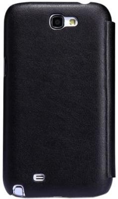 Чехол для телефона Nillkin Stylish Leather Black (для N7100) - общий вид