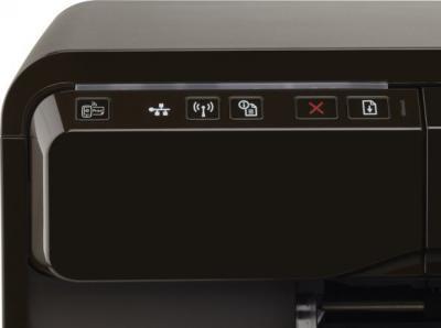 Принтер HP Officejet 7110 (CR768A) - панель управления