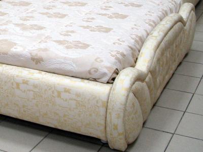 Двуспальная кровать Королевство сна C0855D 180x200 (империал) - обивка из экокожи