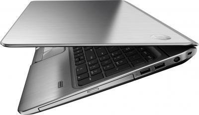 Ноутбук HP ENVY m6-1201er (D2G26EA) - вид сбоку