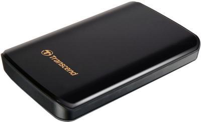 Внешний жесткий диск Transcend StoreJet 25D3 1TB (TS1TSJ25D3) - общий вид