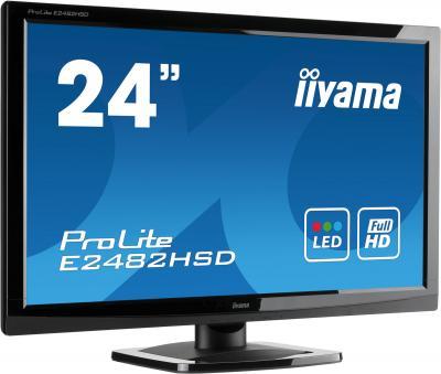 Монитор Iiyama ProLite E2482HSD - общий вид