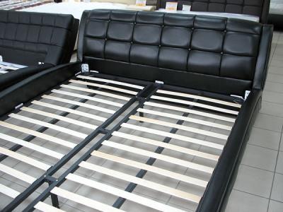 Двуспальная кровать Королевство сна K6662 160х200 (черная) - основание