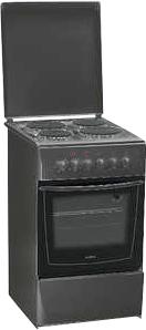 Кухонная плита Nord ЭП-4.01 (Gray) - общий вид