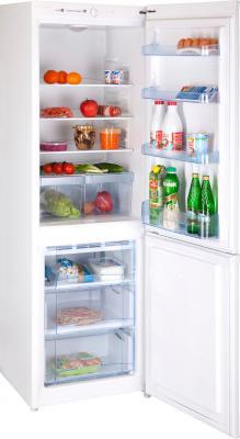 Холодильник с морозильником Nord NRB-239-032 - внутренний вид