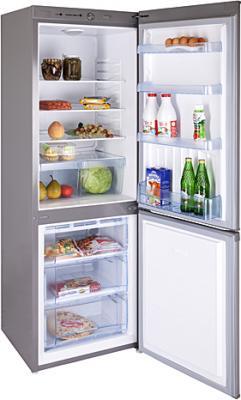 Холодильник с морозильником Nord NRB-239-332 - внутренний вид