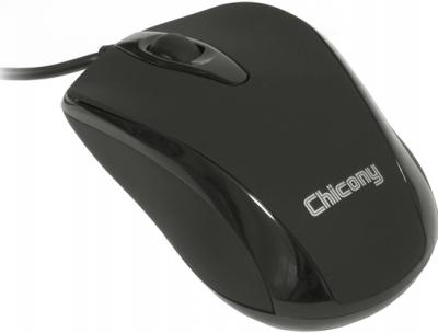 Мышь Chicony MS-4782 Black - общий вид