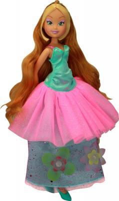 """Кукла Witty Toys Winx Club """"Принцесса цветов"""" Флора (Flora) - общий вид"""